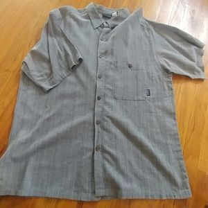 Patagonia Short Sleeve Bottom Front Shirt